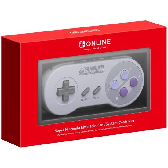 I pad SNES per Nintendo Switch disponibili al pre ordine
