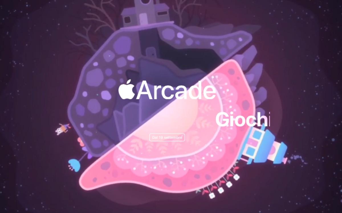 Apple Arcade, tutti i giochi in un video da 100 secondi