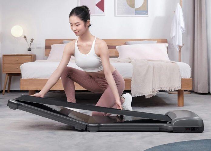 Xiaomi youpin WalkingPad C1, il tapis roulant per caminate indoor regala la Mi Band 4