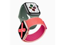 Apple Watch Series 5 usa lo stesso processore della Series 4