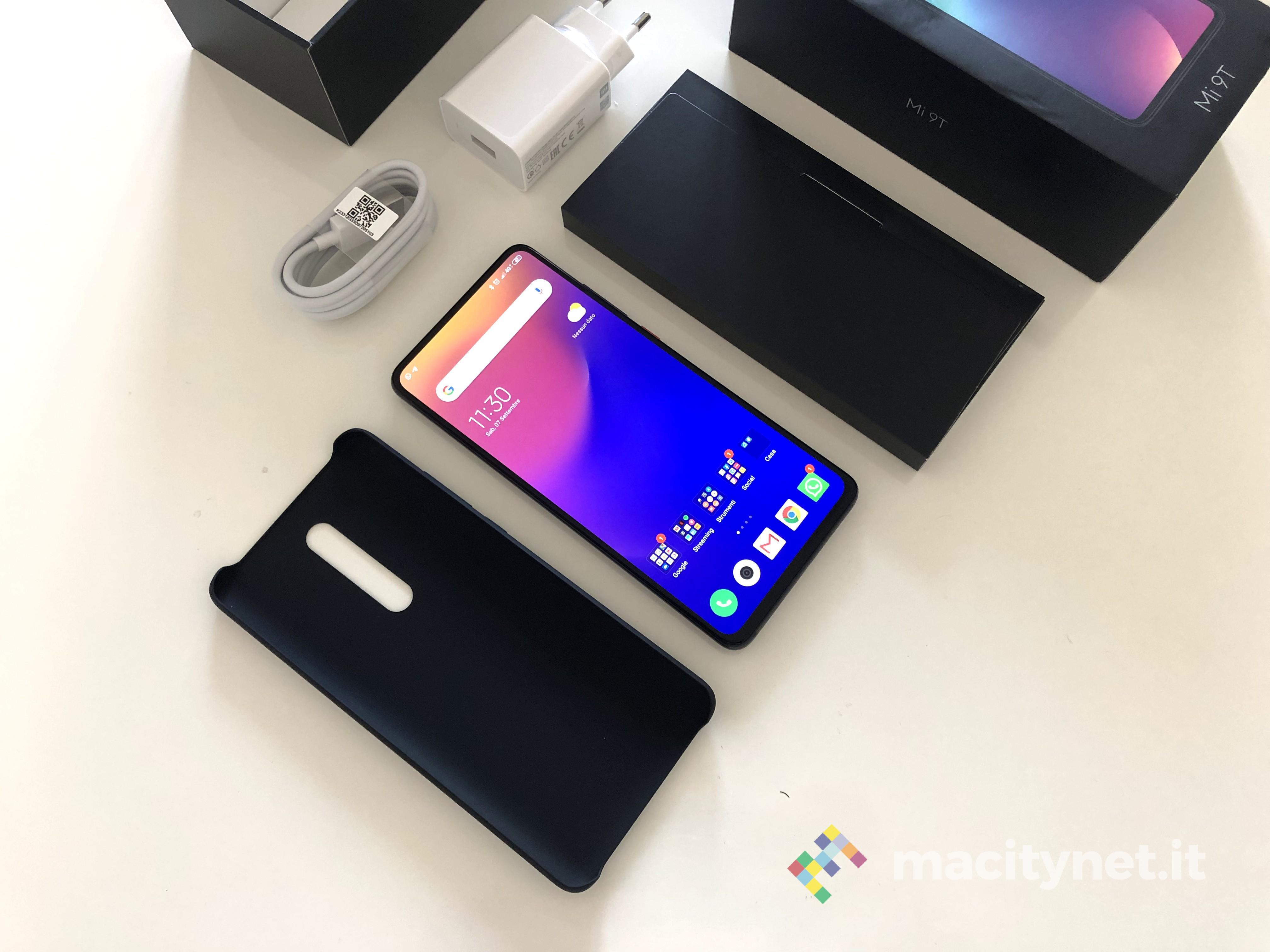 Le nostre impressioni su Xiaomi Mi 9T, dopo il Pro è ancora valido?