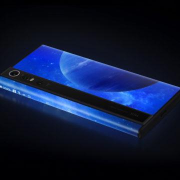Xiaomi Mi Mix Alpha è l'Android impossibile con schermo surround