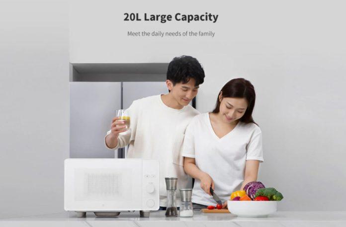 Il forno microonde Xiaomi disponibile all'acquisto su GearBest