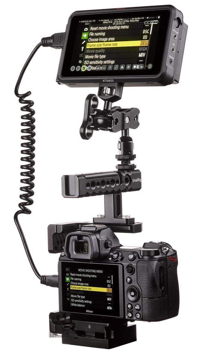 Nikon FilmMaker Kit, gli accessori Pro per registrare video con Nikon Z6