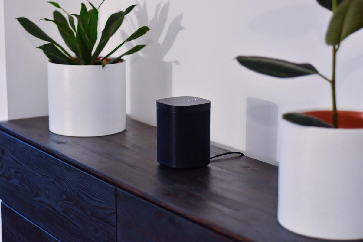 Sonos lancia un servizio di affitto degli speaker