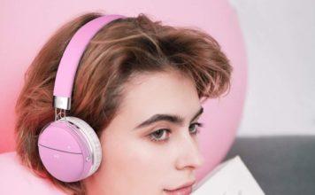 Tribit Xfree Move, cuffie per ragazze alla moda in offerta a 22,78 euro