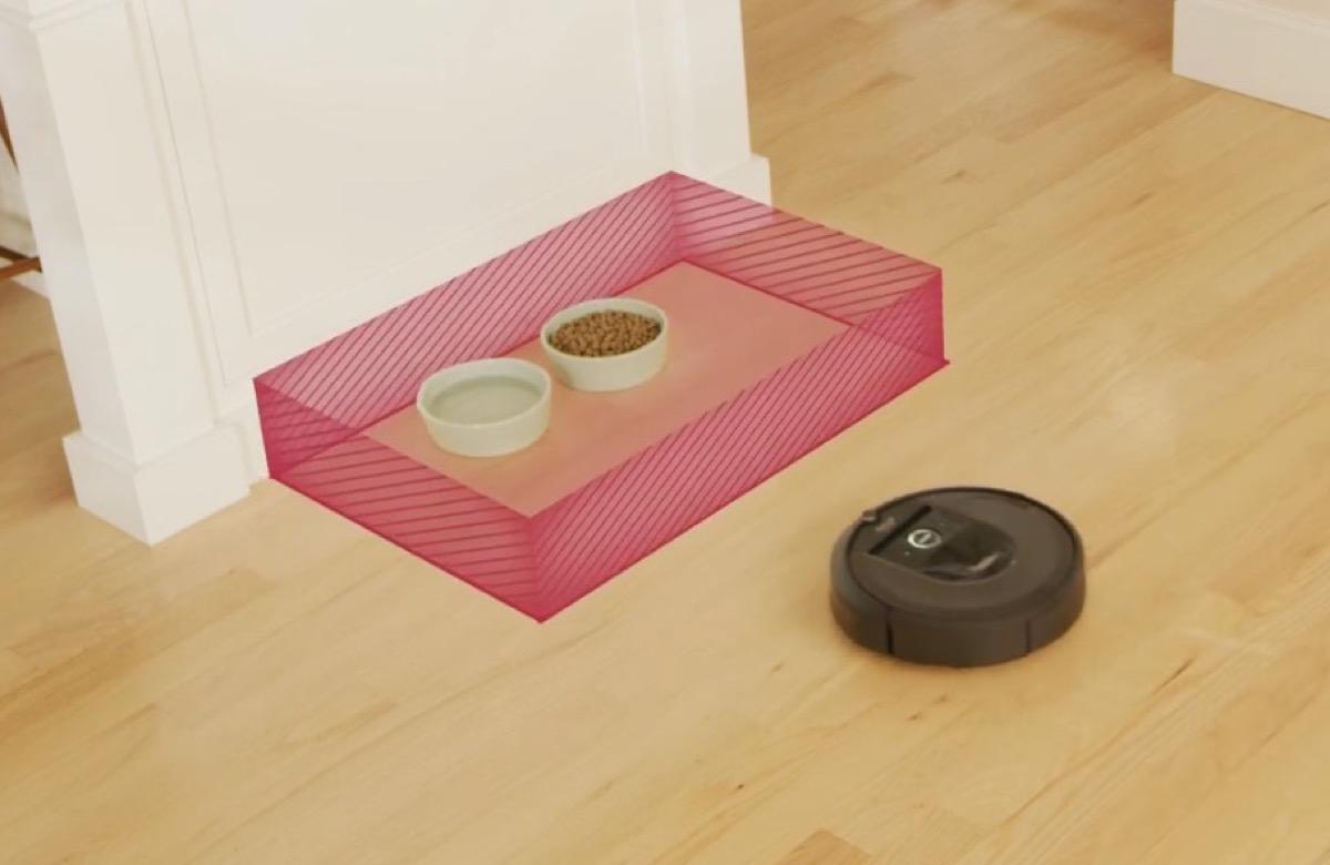 iRobot copia Eufy, ora i Roomba possono evitare zone specifiche