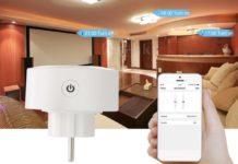 Presa Smart compatibile con Alexa e Google in offerta a partire da 10,39 euro