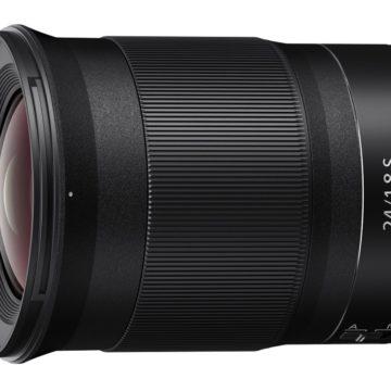 Nikkor Z 24mm f/1.8 S, il nuovo grandangolo luminoso per mirrorless Nikon Z