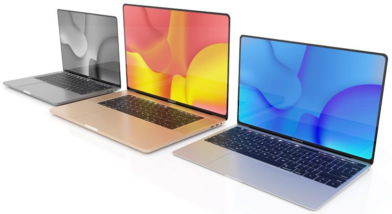Kuo: iPad Pro con fotocamera posteriore ToF 3D e tastiera a forbice per i nuovi MacBook del 2020