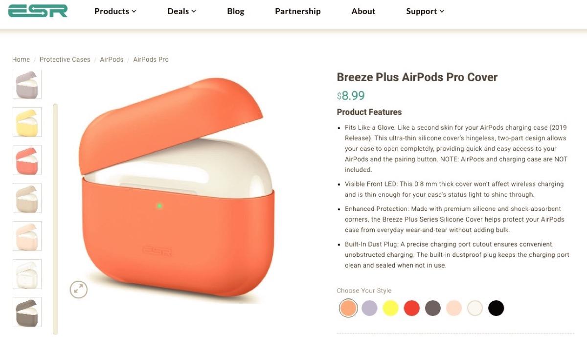 AirPods Pro, nuova conferma da un guscio protettivo per la custodia