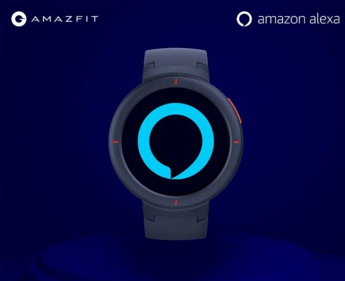 Arriva Alexa in italiano su Amazfit Verge