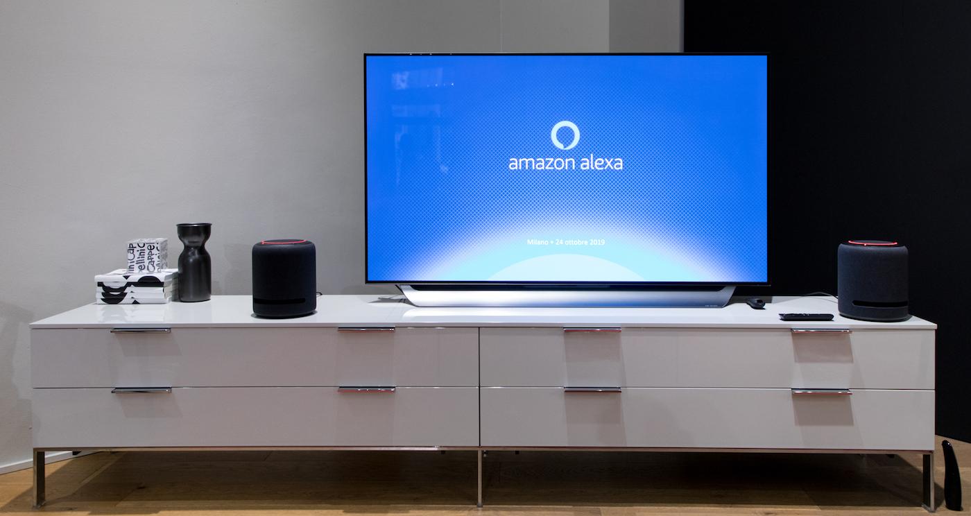 Presa di contatto Amazon Echo Studio: sorprende le orecchie e lo spirito
