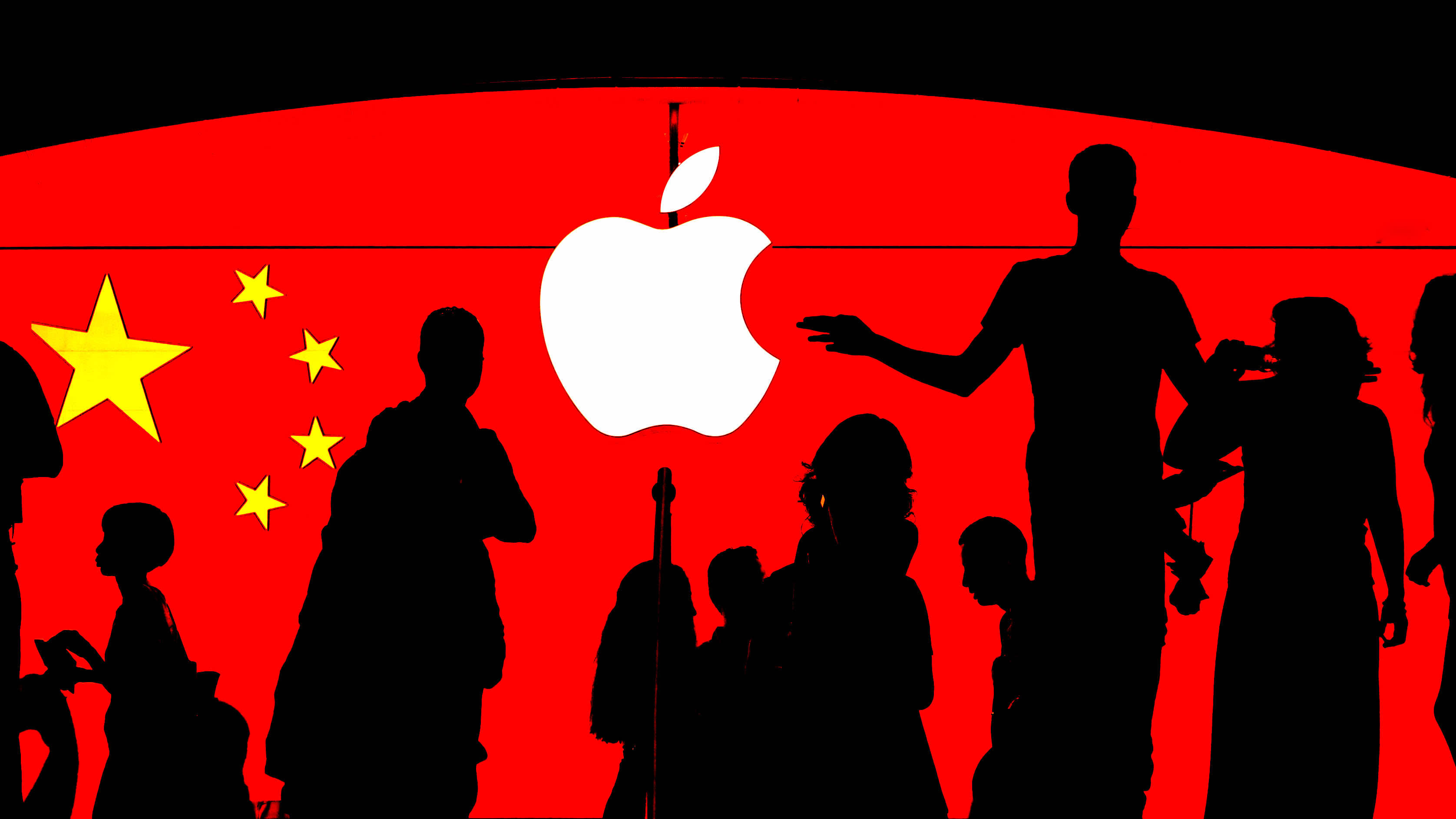 La Cina chiama iPhone: a settembre la domanda cresce del 230%