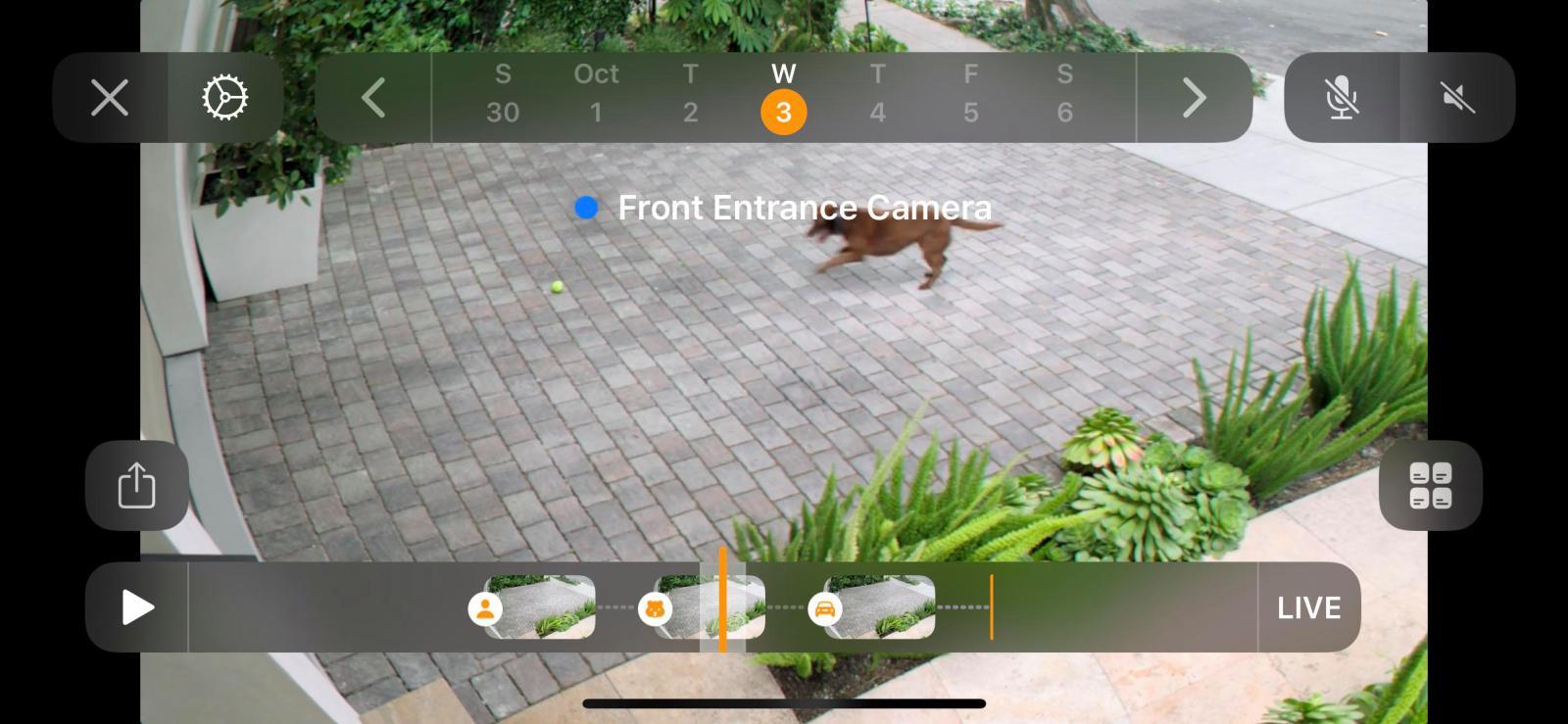 Apple HomeKit Secure Video, in rete le prime schermate e un filmato