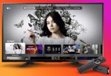 Apple TV amazon fire tv
