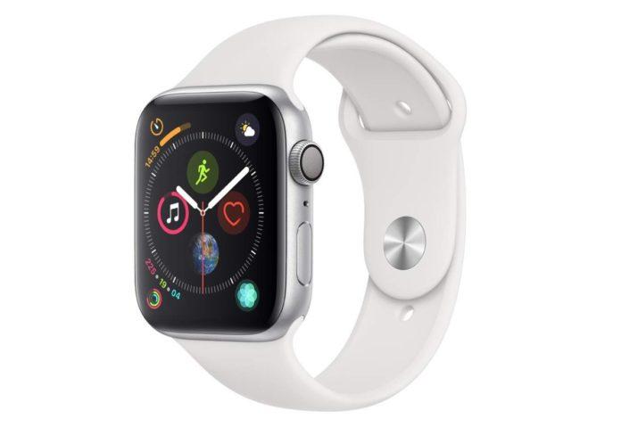 Apple Watch 4 GPS da 44 mm: solo 379,99  Euro