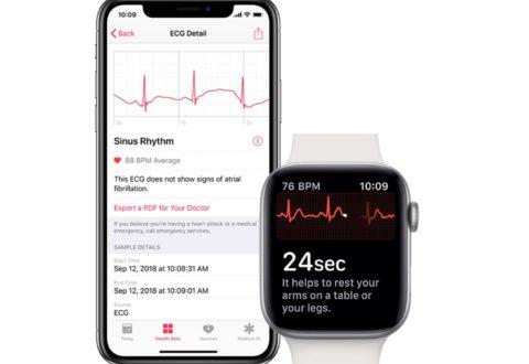 Apple Watch ha salvato la vita di un giovane papà