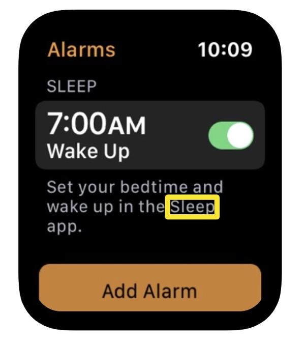 Apple Sleep, l'app che non esiste ancora fa capolino su App Store