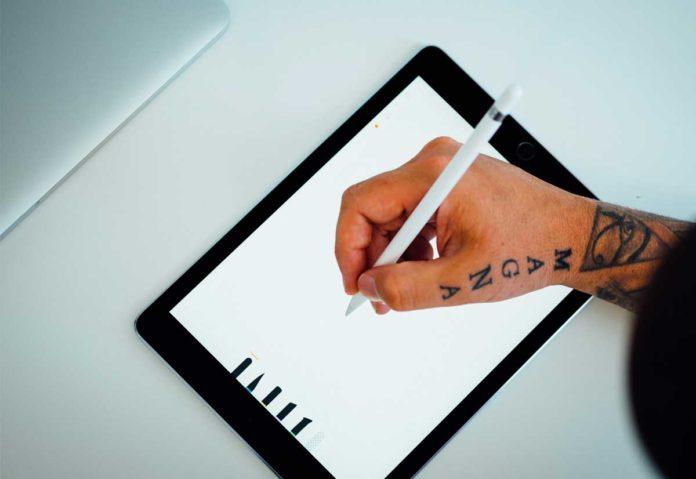Im un brevetto della Mela l'Apple Pencil con feedback aptico