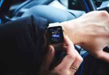 Apple Watch per monitorare i guidatori stanchi e distratti