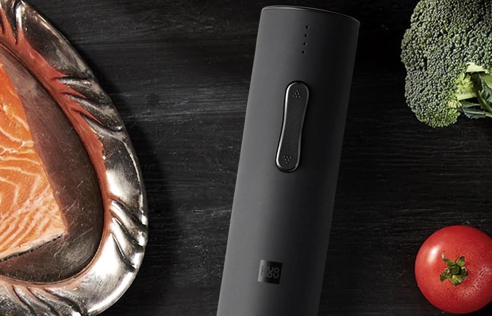 L'apri bottiglie elettrico Xiaomi a 20,99 euro con codice sconto