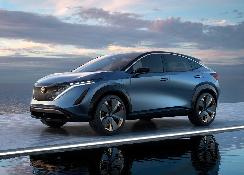Ufficiale il Nissan Ariya, il SUV elettrico pronto per la guida autonoma
