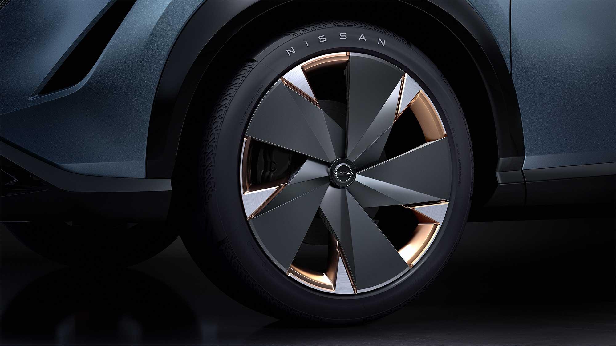 Nissan svela il concept Ariya al Tokyo Motor Show