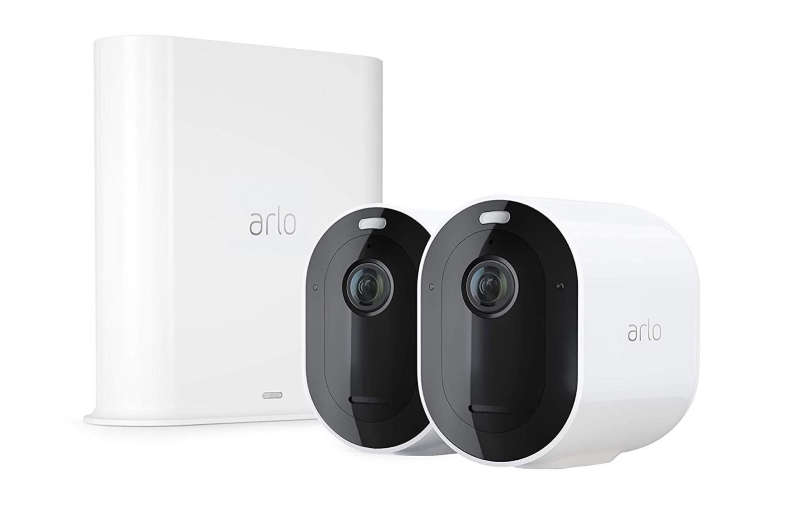 Arlo Pro 3 è la nuova telecamera 2K senza fili e senza problemi con sirena e luce ausiliaria