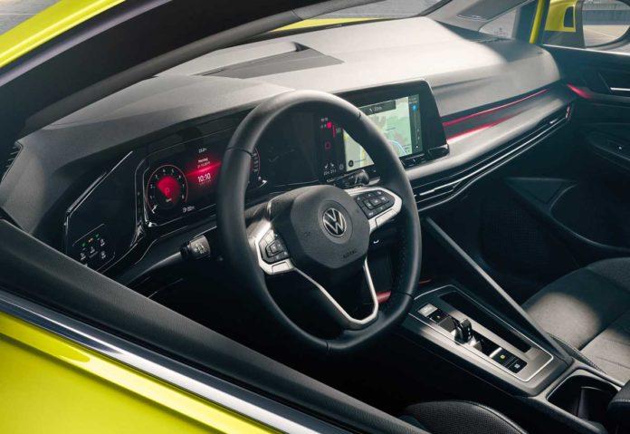 L'Harman Kardon Premium Sound System nella nuova VW Golf 8
