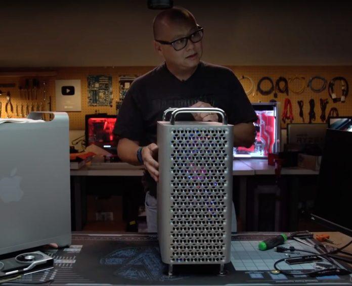 Il clone di Mac Pro 2019 è servito con Dune Pro PC