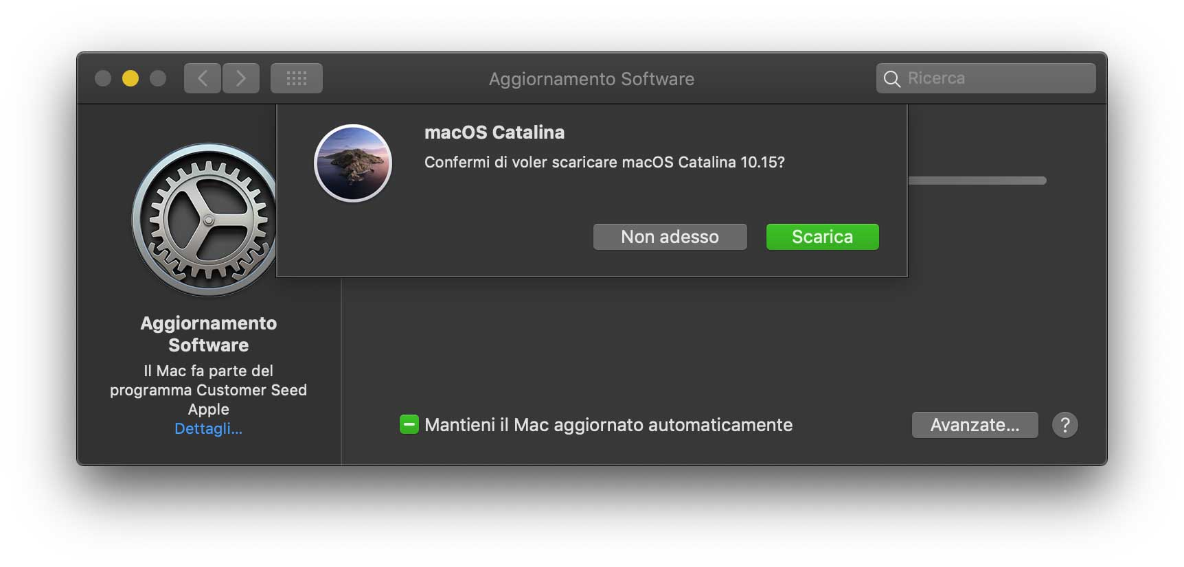 Disponibile macOS 10.15 Catalina, tutte le novità e come installarlo