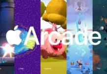 Cinque nuovi giochi per Apple Arcade