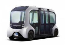 L'e-Palette di Toyota per la mobilità degli atleti a Tokyo 2020