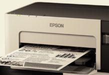 Promozione Epson: Rottama la stampante laser e recuperi fino a 150 euro
