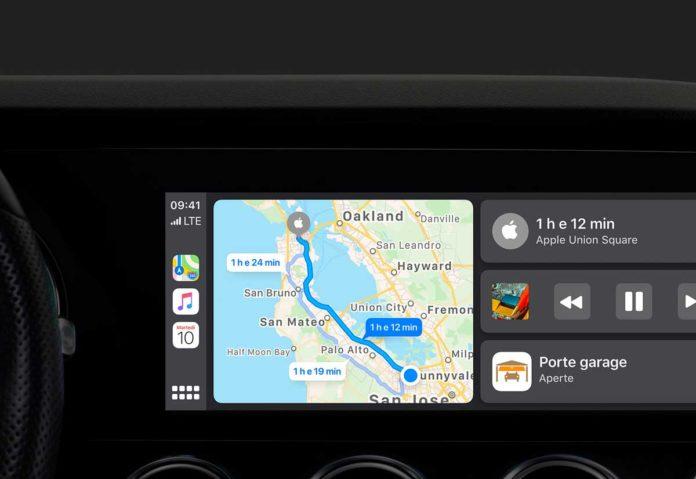 """Ford ha presentato il sistema """"Sync 4"""" per la compatibilitò Wireless CarPlay"""