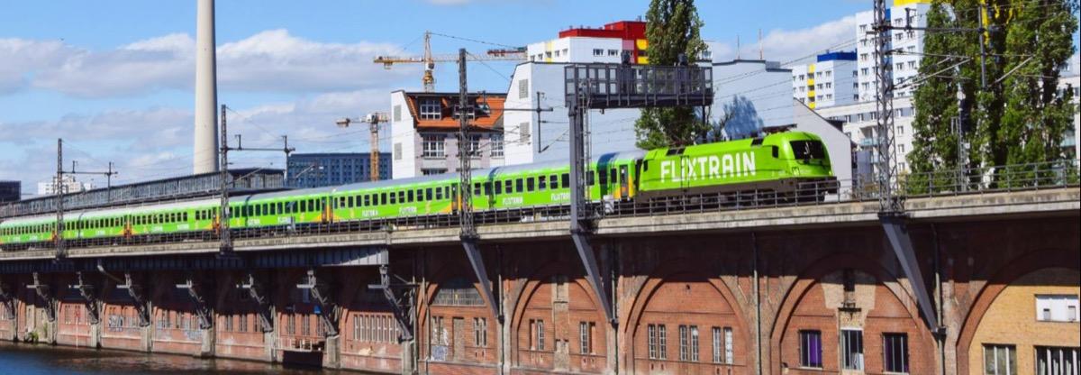 FlixTrain continua a espandersi in Europa