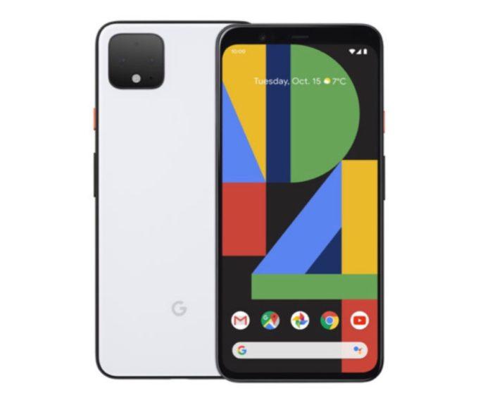 Google Pixel 4 con quadrato fotocamere sul retro è in rete prima dell'annuncio