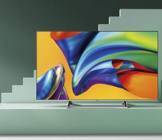 """Hisense TV 4K serie B7, da 43"""" a 75"""" a prezzi contenuti"""