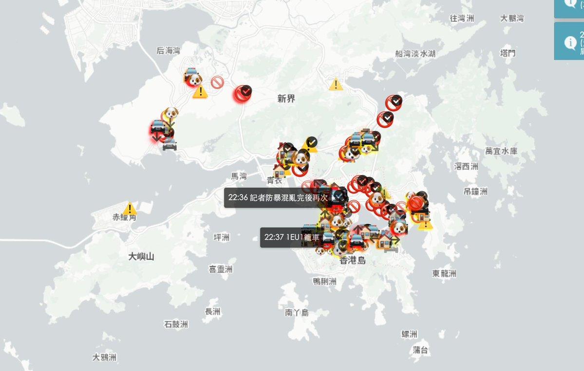 Apple rimuove dall'App Store cinese l'app di protesta di Hong Kong