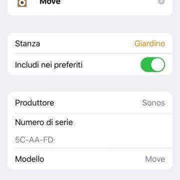 Con iOS 13.2 gli speaker Airplay 2 si controllano dentro Homekit