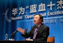 Il CEO di Huawei ama Apple e viaggia con iPad