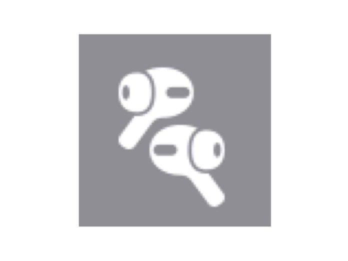 Riferimento alle AirPods con cancellazione del rumore nella beta di iOS 13.2