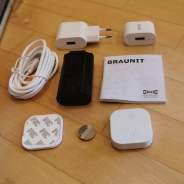 Kadrilj e Fyrtur: le tende smart IKEA sono arrivate: l'unboxing di macitynet