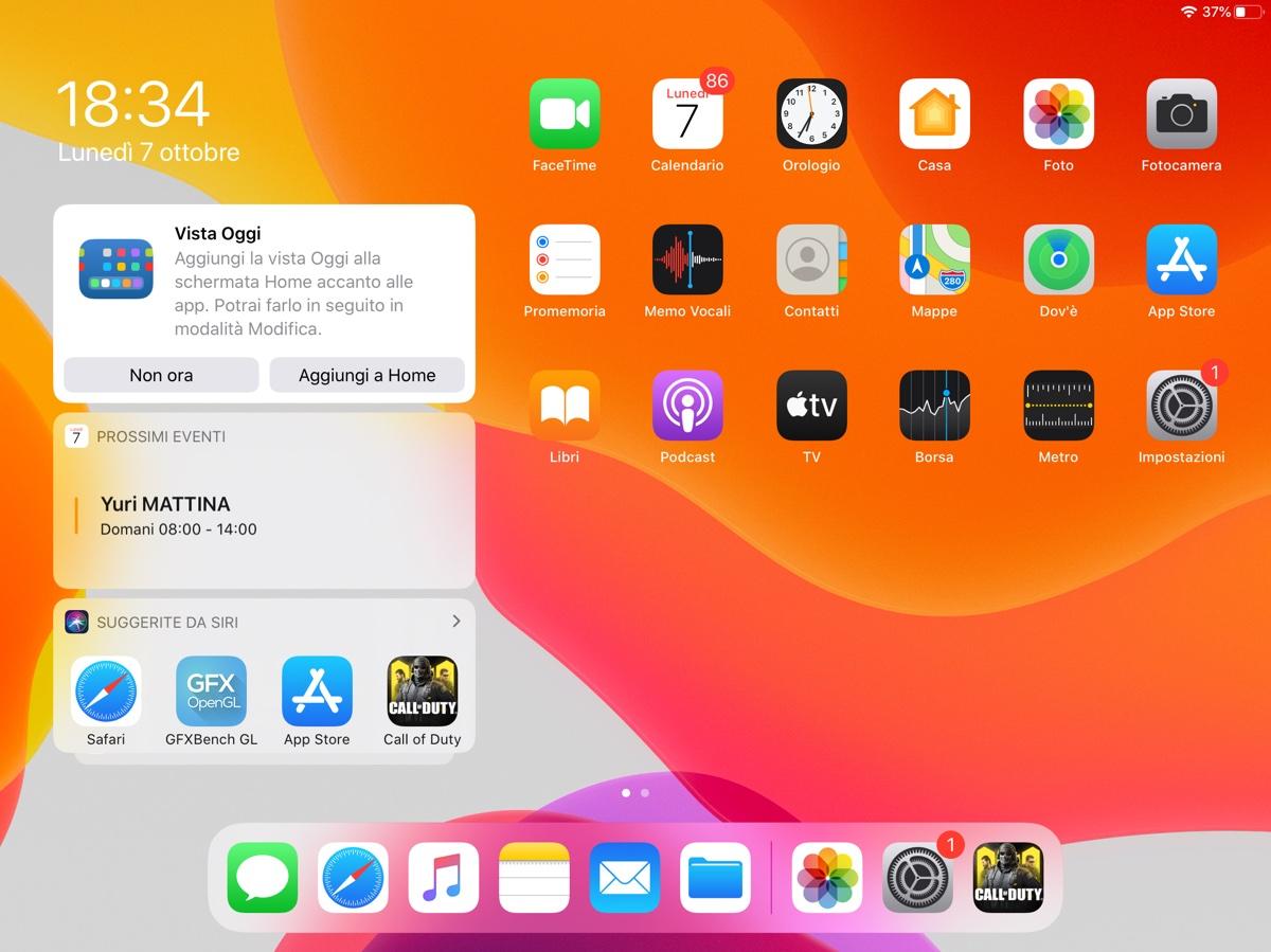 Recensione iPad 10,2 (2019), il miglior iPad è ora anche migliore