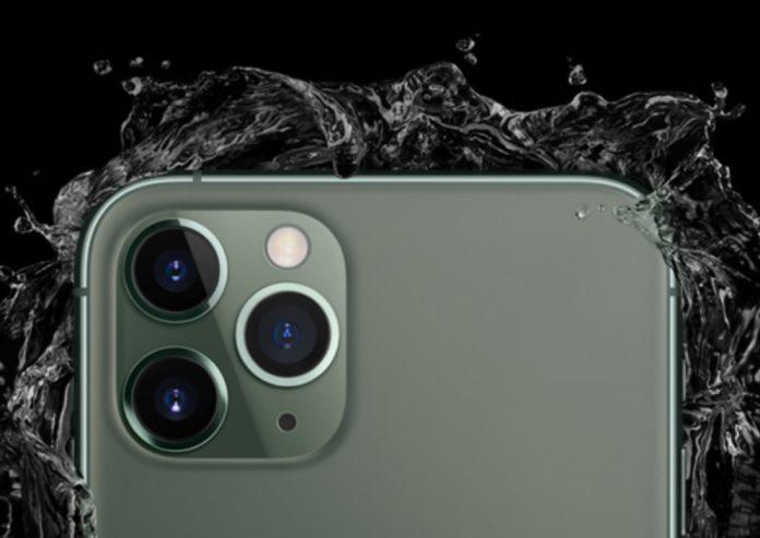 iPhone 11 e Pro resistono all'acqua molto più di quanto dichiara Apple