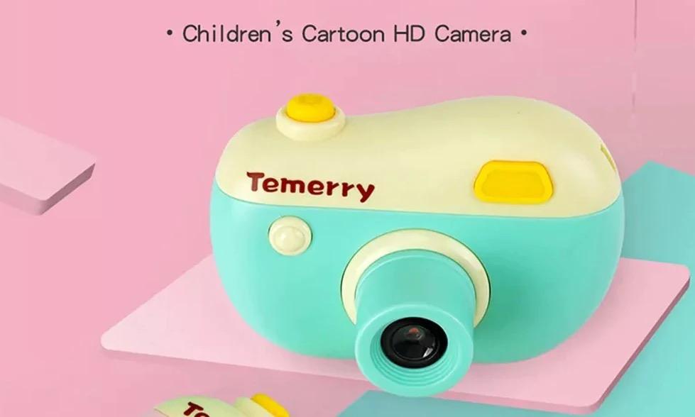 JJRC V01, l'affascinante fotocamera retrò per bambini