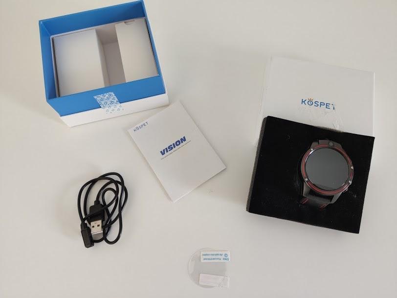 In prova Kospet Vision 4G, lo smartwatch 4G con due camere a bordo