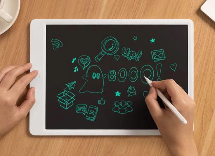 La lavagna elettronica Xiaomi Mijia a 14,09 euro con codice sconto