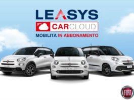 Leasys CarCloud, il car sharing passa da Amazon